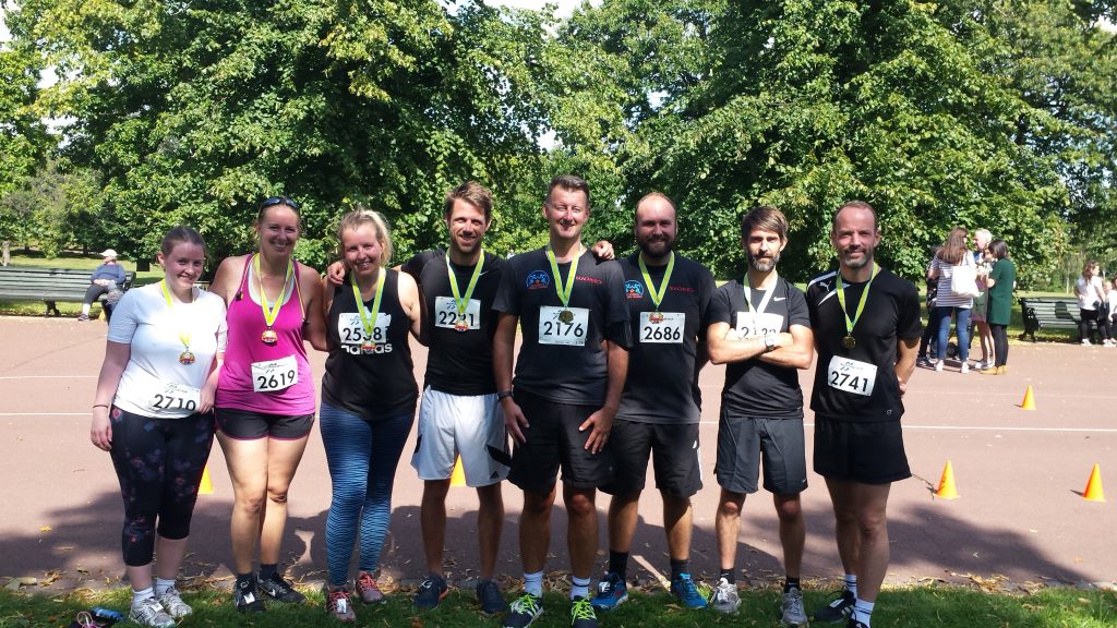Run group