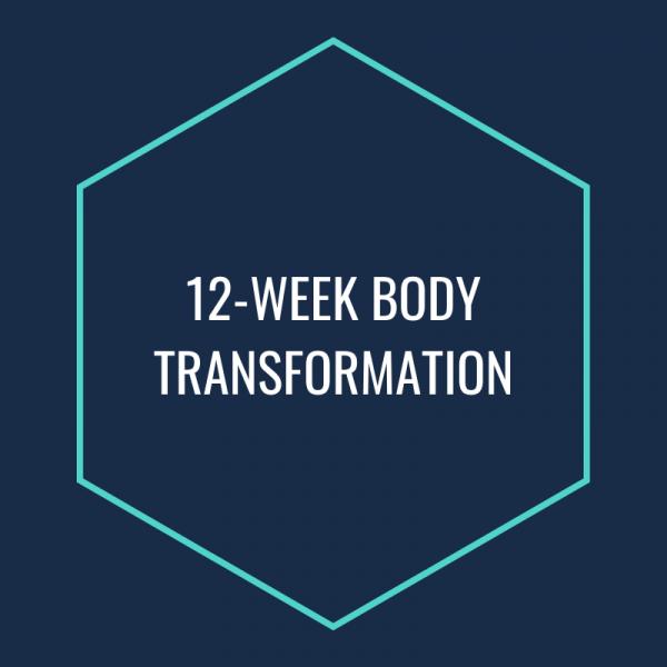12 Week Body Transformation