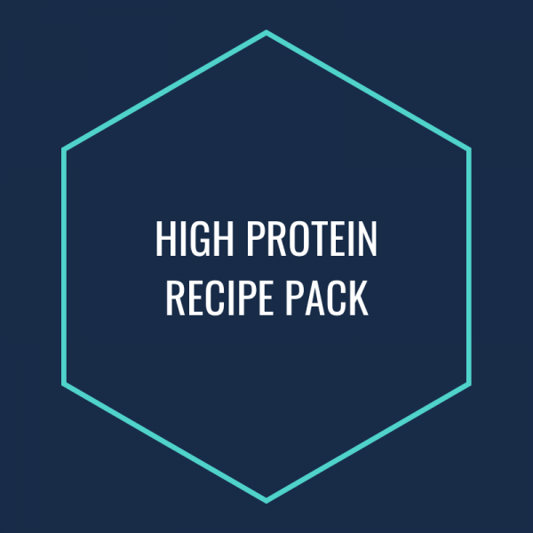High Protein Recipe Pack
