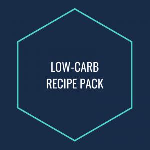 Low Carb Recipe Pack