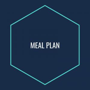 Online Meal Plan Package