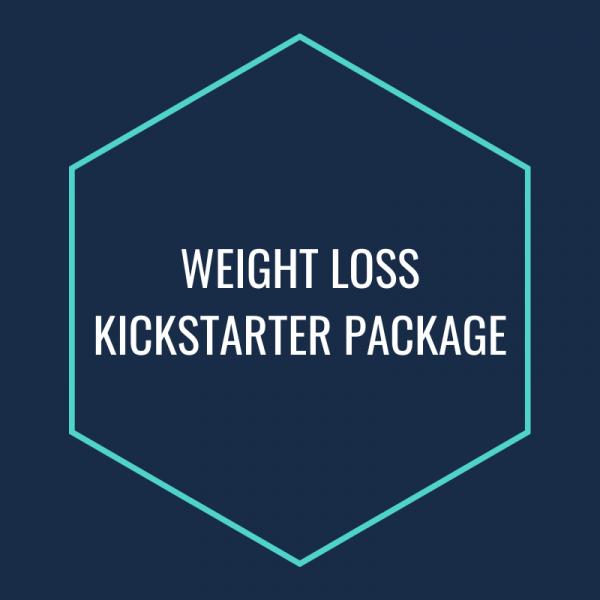 Weight Loss Kickstarter Package
